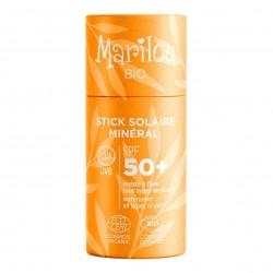 Photo Stick Solaire Minéral SPF 50+ 25g bio Marilou Bio