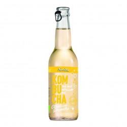 Photo Kombucha citron-gingembre 33cl Bio Novita