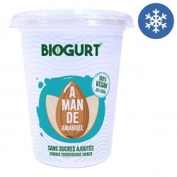 Photo Yaourt végétal Amande Biogurt 400g Bio Biogurt