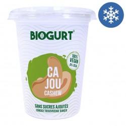 Photo Yaourt végétal Noix de Cajou Biogurt 400g Bio Ecomil