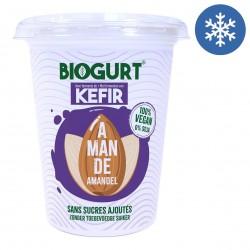 Photo Biogurt Kéfir Amande sans sucres ajoutés 400g Bio Biogurt