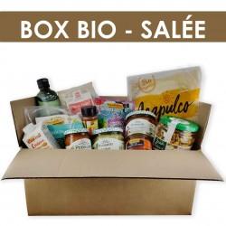Photo Box Bio - Salée Option Bio