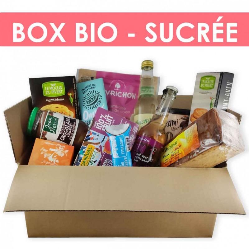 Photo Box Bio - Sucrée Option Bio