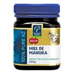 Photo Miel de Manuka MGO™100 250g Manuka Health