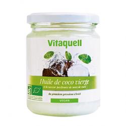 Photo Huile de Coco 200g Bio Vitaquell