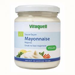 Photo Sauce façon Mayonnaise Vegan 250ml Bio Vitaquell