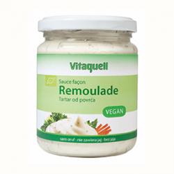 Photo Sauce façon Remoulade Vegan 250ml Bio Vitaquell