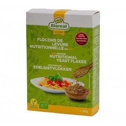 Photo Flocons de levure nutritionnelle 100g Bio Bioreal