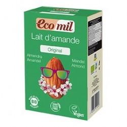 Photo Lait Amandes Instantané Original 800g Bio Ecomil