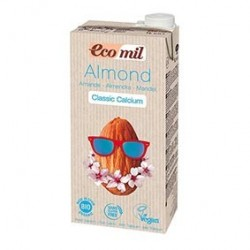 Photo Lait d'Amandes-Calcium Classic 1L Bio Ecomil