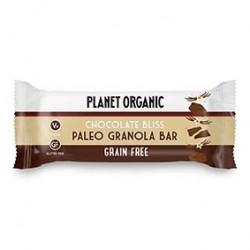 Photo Barre Paléogranola Délice Extrême de Chocolat 30g Bio Planet Organic