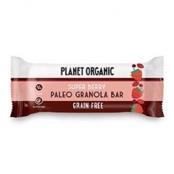 Photo Barre Paléogranola Super Berry 30g Bio Planet Organic