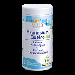 Photo Magnesium quatro 900 90 gélules Be-Life