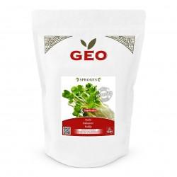 Photo Radis - Graines à germer bio - 500g Geo